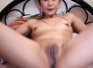 Asian web cam girl