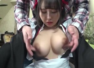 Indonesian maid fucked