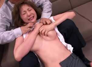 Asian big tits fuck