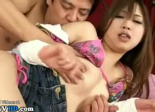 Cute asian gets fucked
