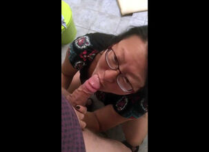 Asian nipple sucking