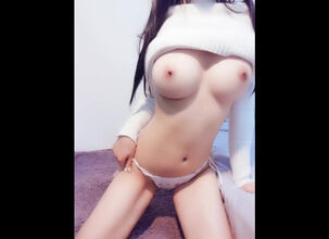 Asian beautiful agony