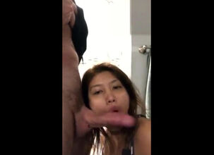 Japanese nurse blowjob