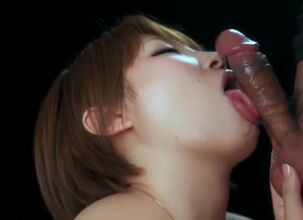 Japanese slow blowjob