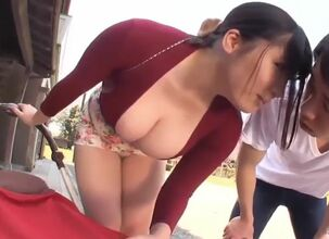 Big breasted asian girls